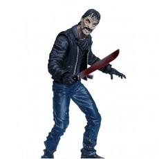 zombie set 3 figuras land of the dead   unico en ml