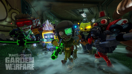 zombies garden warfare juego ps3