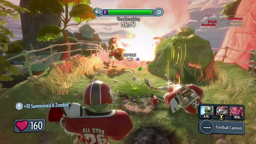 zombies: garden warfare ps3