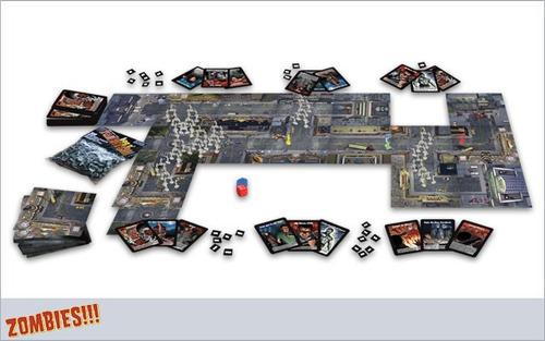 zombies niños juego de mesa original toyco recoleta oferta