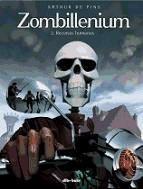 zombillenium 2. recursos humanos(libro suspense y terror)