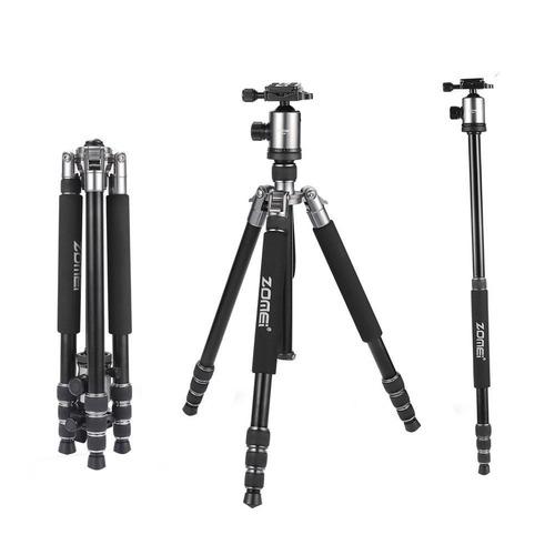 zomei professional z818/888 camera tripod and monopod