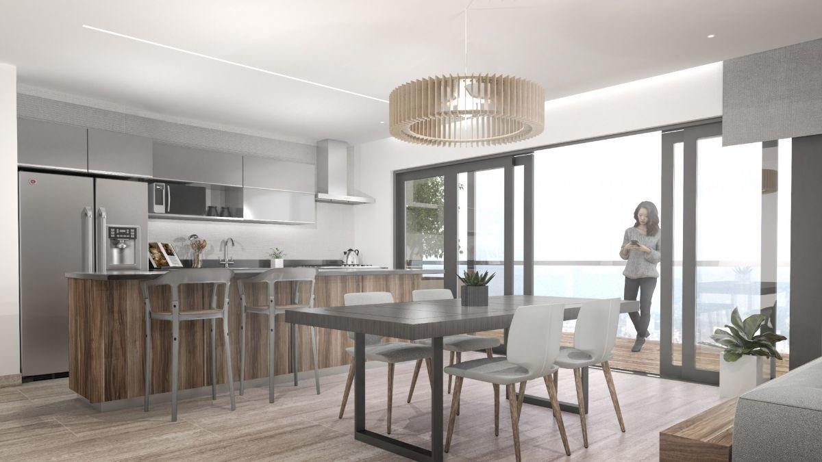 zona 24k: departamentos en venta pedregal | terrace house 1