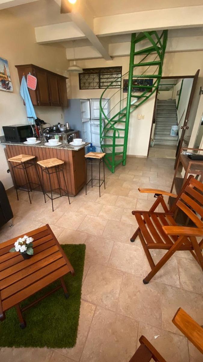 zona colonial alquiler apartamento amoblado 2 habitaciones