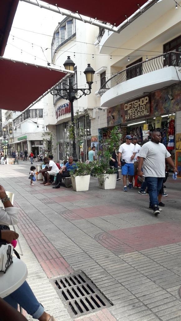 zona colonial calle espaillat con calle el conde, 4 estudios