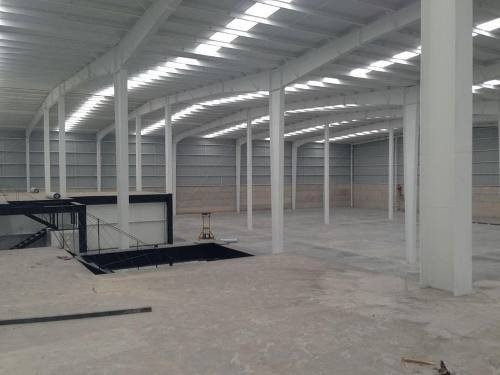 zona norte naves aaa en renta parque industrial