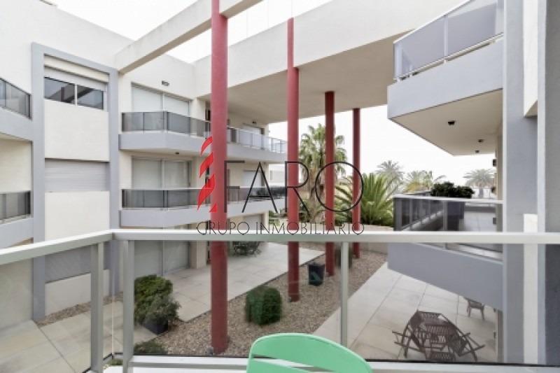 zona puerto, 1 dormitorio, muy lindo puesto, edificio nuevo.- ref: 36513