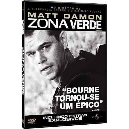 zona verde - dvd