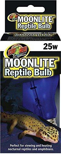 zoo med moonlite reptil bulbo - 25 w