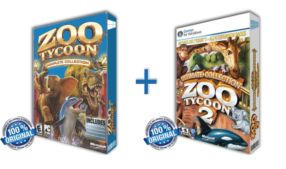 como descargar zoo tycoon 1 completo en español para pc