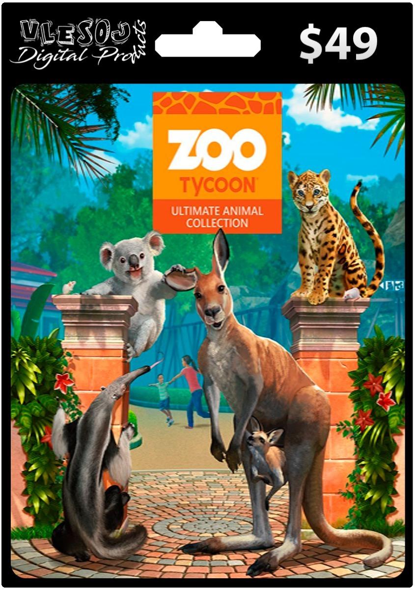 Zoo Tycoon 3 Ultimate Animal Collection
