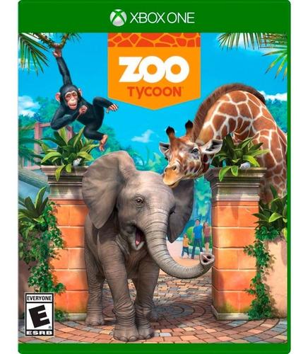 zoo tycoon xbox - key original - region global