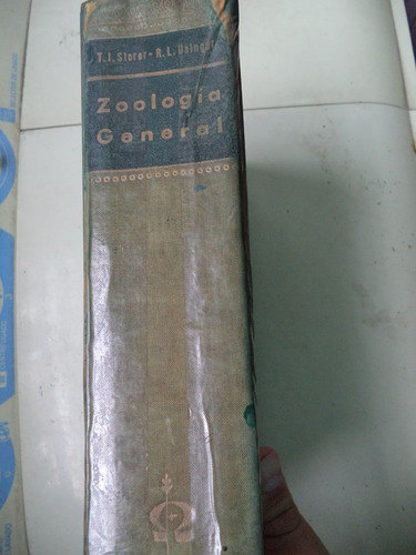 zoología general - tracy storer y robert usinger