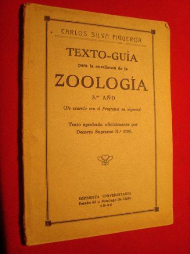zoologia, texto guia