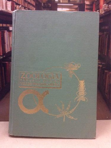 zoología. villee walker smith. tercera edición.