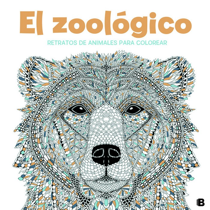 Zoologico Retratos De Animales Para Colorearel Merritt