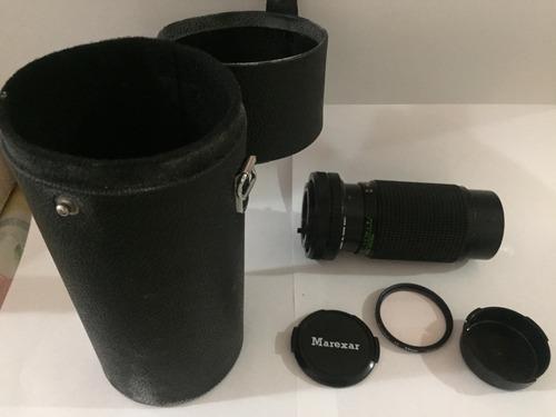 zoom canon lente
