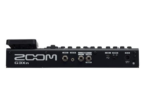 zoom g3xn pedalera multiefecto p/guit emuladora envio cuotas