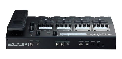 zoom g5n /240gl pedalera multiefectos guitarra + fuente 6pag