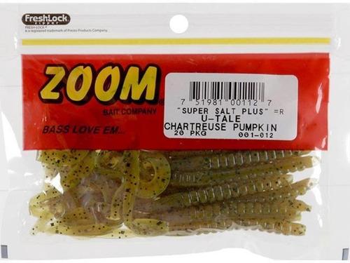 zoom gusanos 6.75 inch señuelos goma pesca