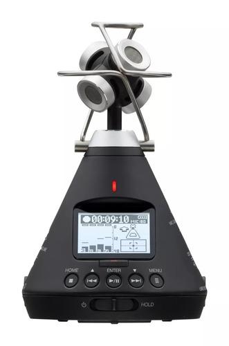 zoom h3-vr grabador portatil ambisonics vr 360 soundgroup