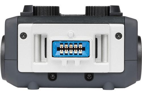 zoom h6 grabador digital portatil de 6 canales accesorios tarjeta 32gb clase10 incluida