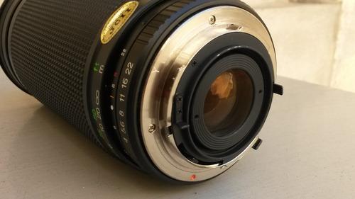 zoom kalimar 60-300mm f4-5.6 macro