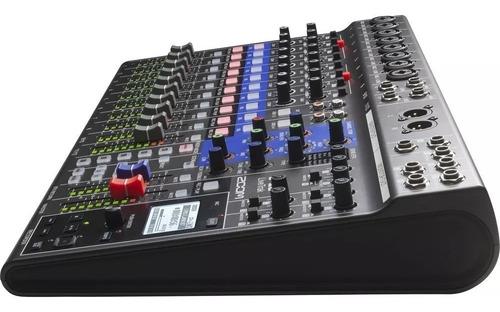 zoom livetrak l-12 canales mezclador digital y multipista