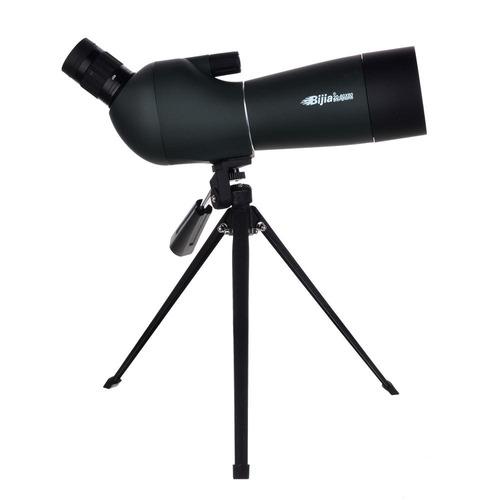 zoom monocular con tripié bijia bak4 prism 12~36x 60mm - neg