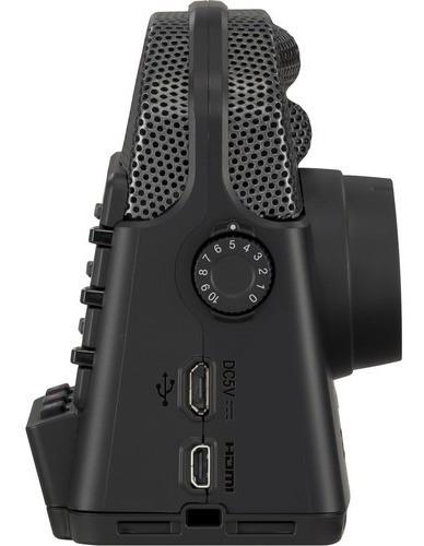 zoom q2n-4k cámara digital filmadora y grabadora - ahora 12