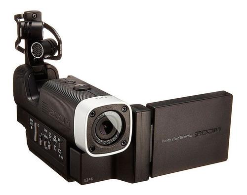 zoom q4 gravador digital de áudio e vídeo loja oficial zoom