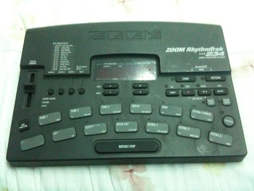 zoom rhythmtrak 234