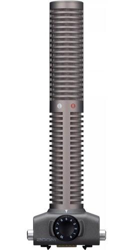 zoom ssh-6 micrófono shotgun estereo para grabador h5 o h6