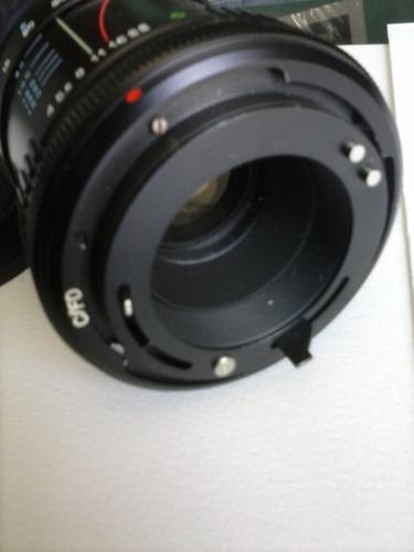 zoom tokina 80mm - 200mm montura fd