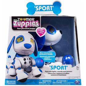 Zoomer Zuppies Mascota Electrónica Sport