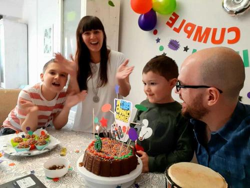 zoomples - cumpleaños virtuales - animaciones por zoom