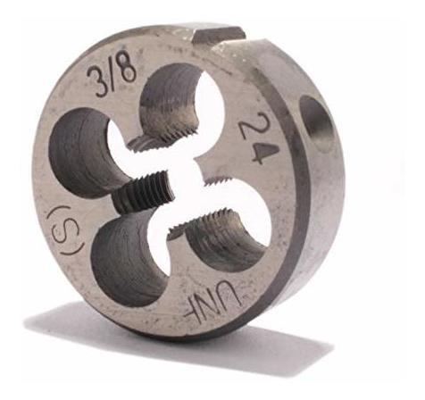 zoostliss troquel de acero de alta velocidad 3 / 824unf para