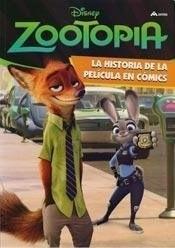 zootopía, aa.vv., m4