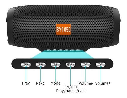 zop falante ao ar livre portátil sem fio bluetooth speaker 1