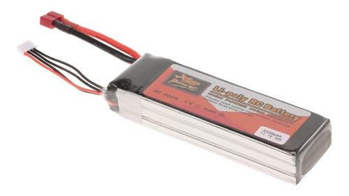 zop power rc li -po batería 11.1v 3500mah 60c 3s recargable