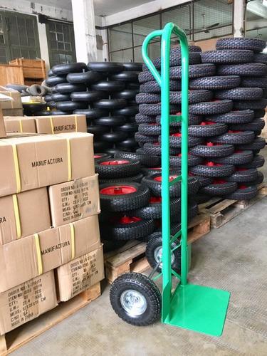 zorra carreta carro alt.1,30 p/bultos  soporta 200kg+cts/int