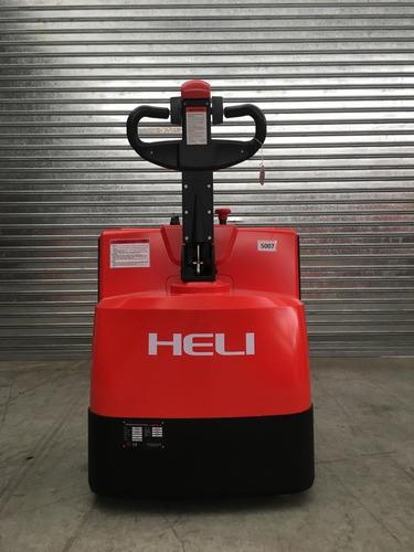 zorra carretilla cargadora electric 2000kg heli ind movilift