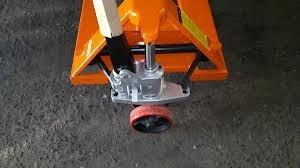 zorra hidraulica manual ancha 3 tn epoxi en 6 cuotas s/ int