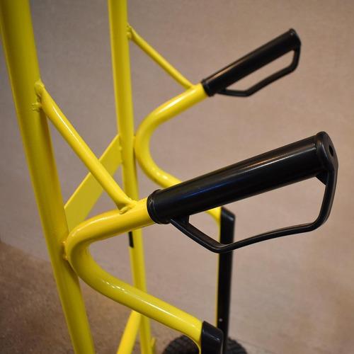 zorra kache tools sk1280 280 kilos rueda neumática 10x3 0pul