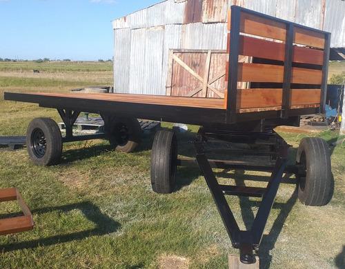 zorras agricolas , transporte de carga , trailers