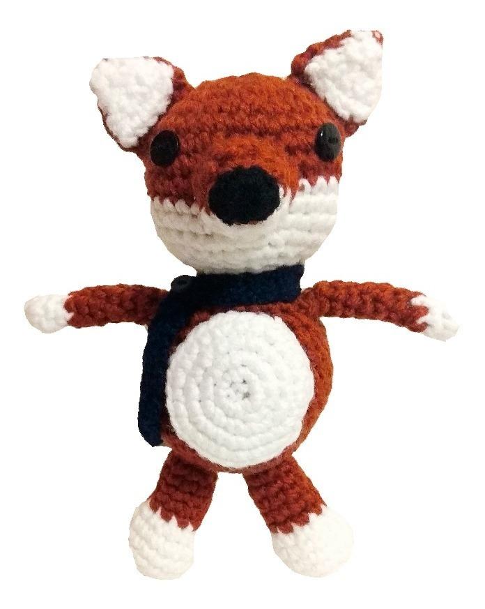 Amigurumi Pattern - Lisa The Fox   Узоры для вязания детских вещей ...   873x696