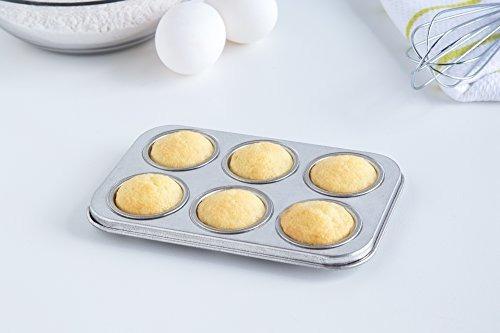 zorro ejecutar mini panqueque de muffin corazon