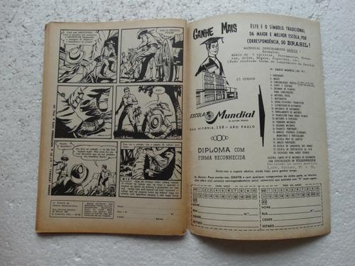 zorro extra nº 27! 3ª série! ebal nov 1972!