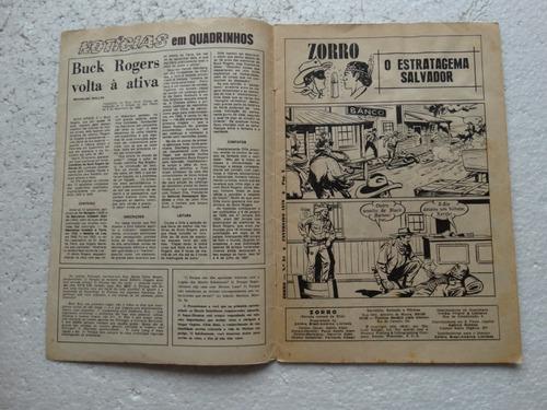 zorro nº 94! 2ª série! ebal fev 1970!