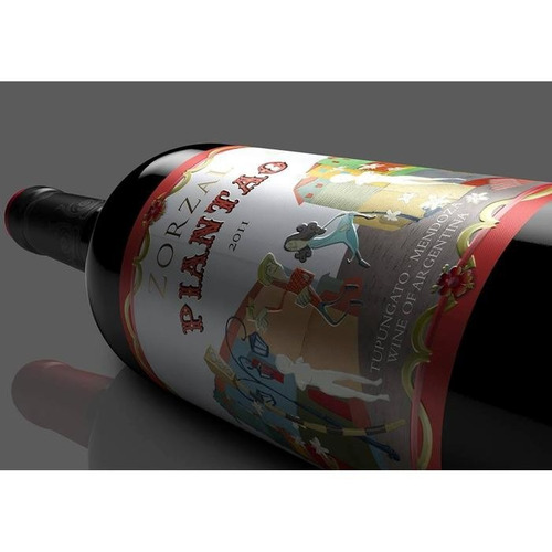 zorzal piantao cabernet franc 2011 - vino, valle de uco